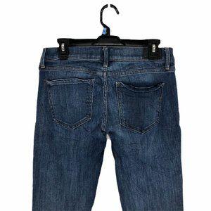 Express Jeans - Express Skinny Slim Stretch Denim Jeans Sz 8 Long